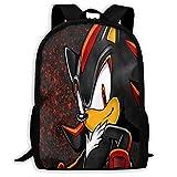 shenguang Son-IC Rid-Ers Zero Gravit School Bag Bolsa de Hombro Bolsas de Viaje Bolsa para computadora portátil Mochila para niños niñas
