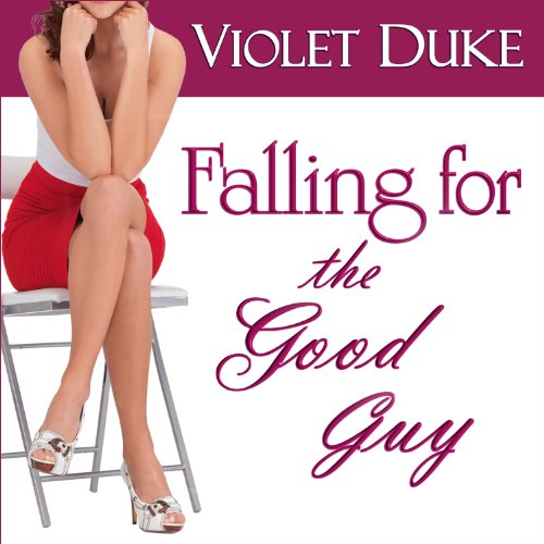 Falling for the Good Guy audiobook cover art