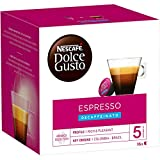 Nescafé Dolce Gusto Espresso Decaffeinato - Café Décaféiné - 48 Capsules (Lot de...