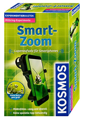 Smart-Zoom: Mitbringexperiment