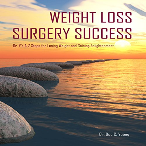 Weight Loss Surgery Success audiobook cover art