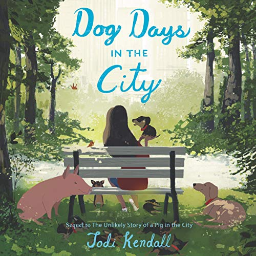 Dog Days in the City  By  cover art