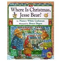 Where is Christmas Jesse Bear?クリスマス [並行輸入品]