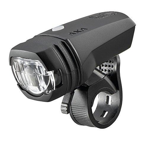 AXA LED Akkuscheinwerfer Green Line 50 inkl. USB Kabel