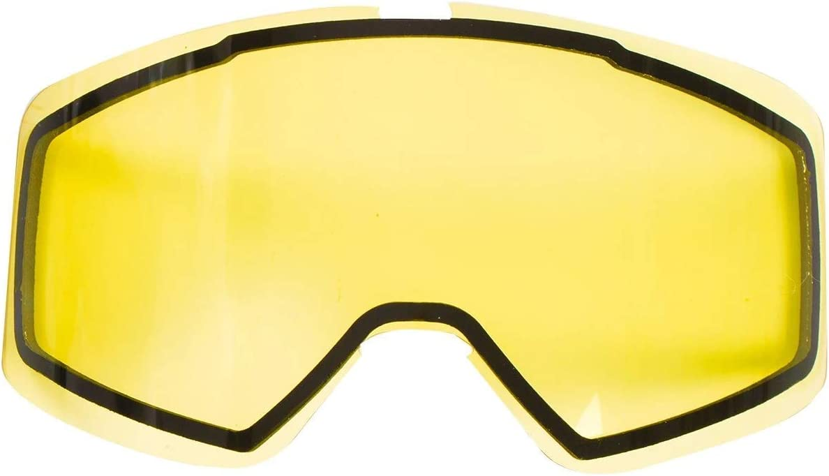 FXR Squadron Adult online shopping Snow outlet Yellow Lens Goggle Dual
