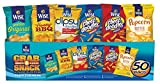 Wise Snacks Grab & Snack Variety Pack, Original Mix, 1 Ounce (50 Count), Gluten Free