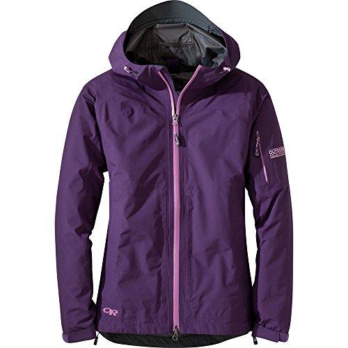 Outdoor Research Women's Aspire Jacket, Elderberry, Medium