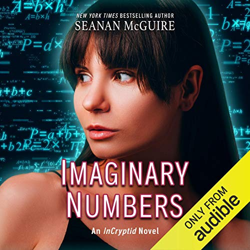 Imaginary Numbers audiobook cover art