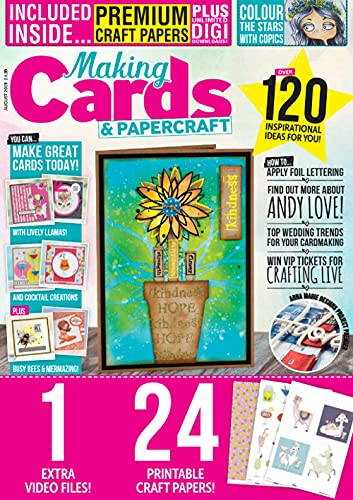 Making Cards & Papercraft: Make Great Cards Today (English Edition)