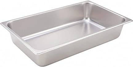 Winco SPF4 4-Inch Pan, Full