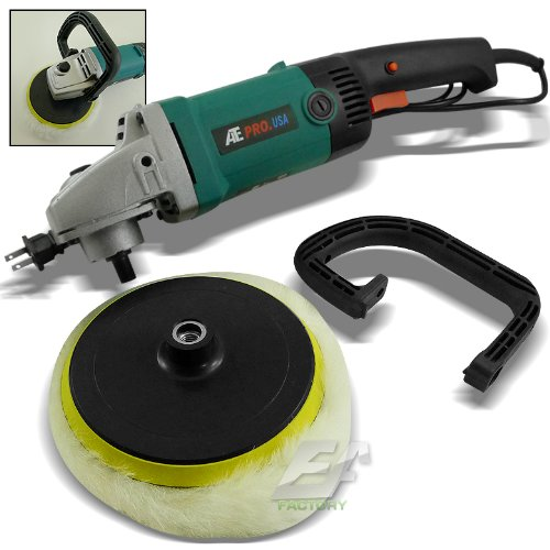"7"" Polisher Buffer Sander H.D."