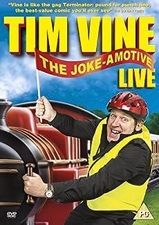 Tim Vine - The Joke-amotive Live