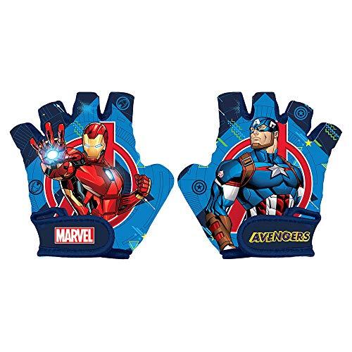 Disney 9059 Avengers Bike Gloves, mehrfarbig