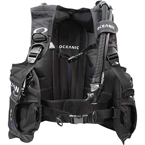 Oceanic OceanPro BCD, Negro