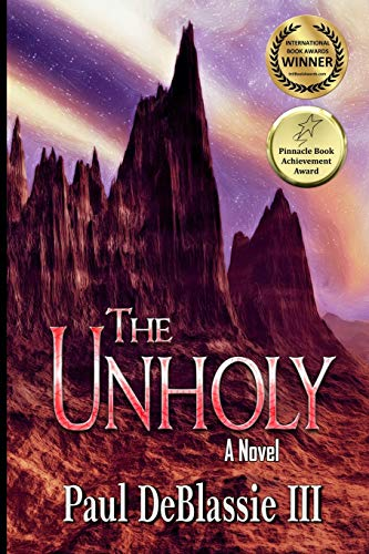 Book: The Unholy by Paul DeBlassie III