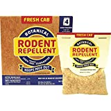 EarthKind EMW7208598 Fresh Cab Rodent, Rats and Mice Repellent With Blend Of Plant Fiber and...