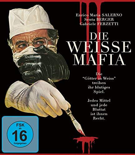 Die weisse Mafia - Uncut [Blu-ray]
