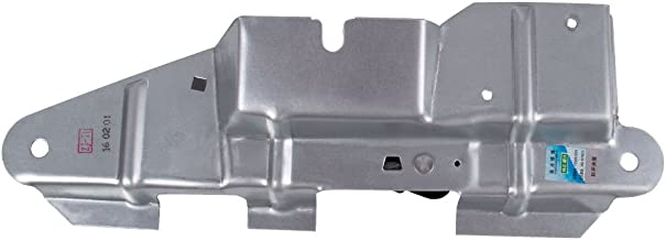 runmade Metal Bootlid Trunk Latch Bracket for VW Bora Jetta Golf Mk4 Silver