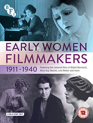 Early Women Filmmakers Collection (Blu-ray)