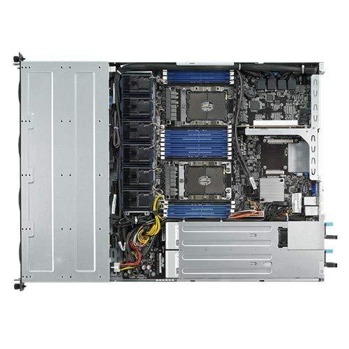 ASUS RS500-E9-RS4-U Intel C621 LGA 3647 Bastidor (2U) Negro