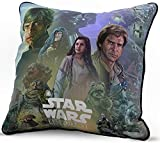 Jay Franco Star Wars Celebration Return of The Jedi Limited Edition Decorative Pillow Cover, Episode 6