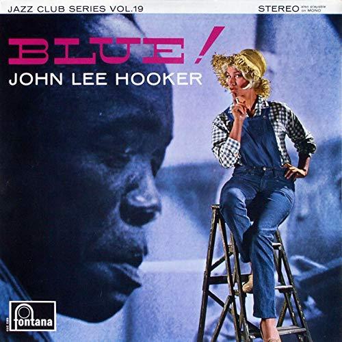 John Lee Hooker: Blue [LP, Fontana 883 269 JCY]