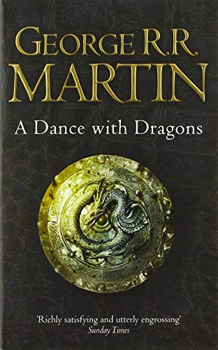 GAME OF THRONES 5 A DANCE WITH DRAGONS (JUEGO DE TRONOS) (A song of ice and fire)