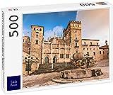 Lais Puzzle Real Monasterio de Santa María de Guadalupe, Provincia de Cáceres, Extremadura, España 500 Piezas