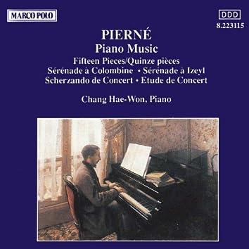 PIERNE: Piano Music
