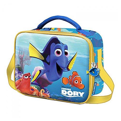 Sac Portamerienda Le Monde de Dory Disney Pixar Blue Sea