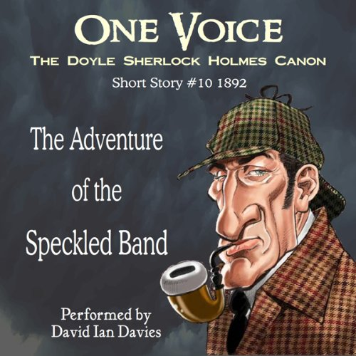 The Adventure of the Speckled Band cover art