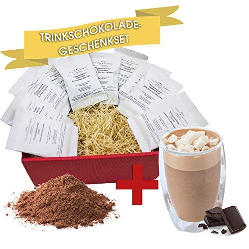 C&T Großes Trinkschokolade Geschenkset