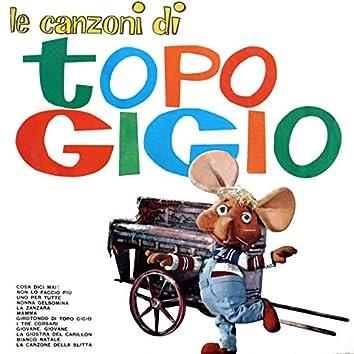 Le Canzoni Di Topo Gigio
