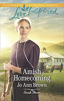 Amish Homecoming (Amish Hearts Book 1) by [Jo Ann Brown]