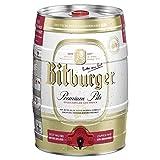 1 x 5L Bitburger Pils