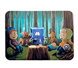 3RDi Silicone Dab Mat/South Park/Non Stick Surface/Smoking accessories/Dab Pad
