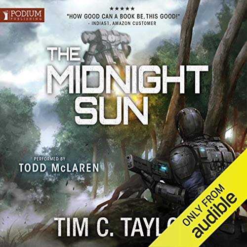 The Midnight Sun Titelbild