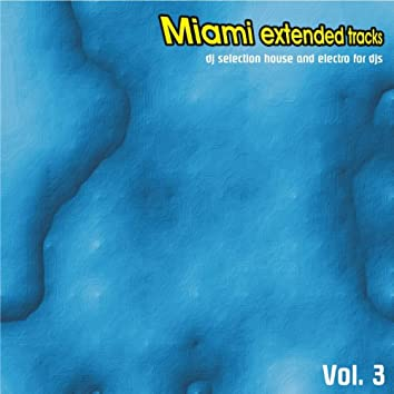 Miami Extended Tracks, Vol. 3 (DJ Selection and Electro for Djs)
