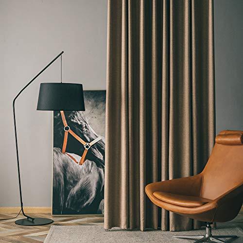 cortina marron fabricante NAPEARL