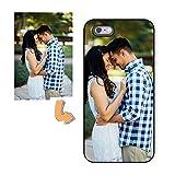 NaisPanda iPhone 6Plus iPhone 6S Plus - Coque téléphone avec Photo personnalisée, Personnalisable avec Votre Propre Image au...