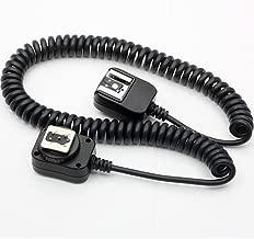DSLRKIT 3M 3 Meter i-TTL Off Camera Flash sync Cord for Nikon
