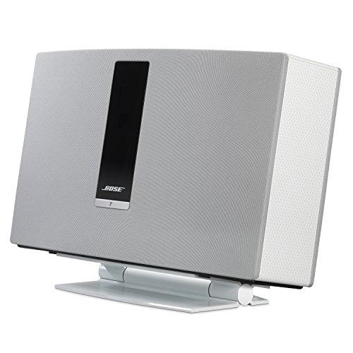 SoundXtra supporto da tavolo per Bose SoundTouch 30 bianco