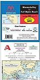 Manasota Key to Fort Myers Beach MAPTECH® Waterproof Chart #32 2nd Edition