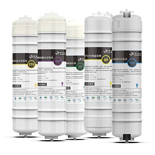 LZH FILTER Filtro de Agua Por Ósmosis Inversa con Membrana de UF para Sistemas de Filtración de Agua de Ósmosis Inversa