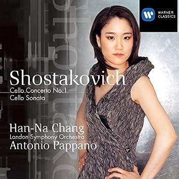 Shostakovich: Cello Concerto No. 1 - Cello Sonata