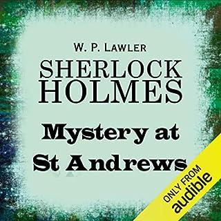Sherlock Holmes: Mystery at St Andrews copertina