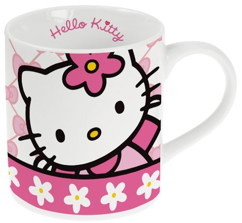 Hello Kitty - Kindertasse *Kitty1* aus Keramik