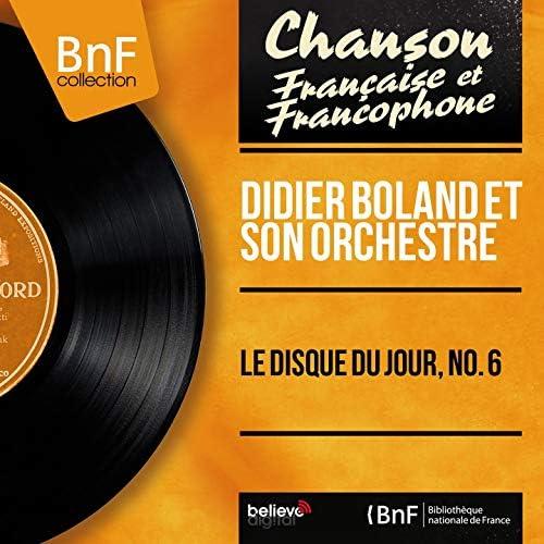 Didier Boland et son Orchestre feat. Guy Severin et son orchestre