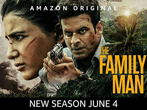 The Family Man - Season 2 1 51HdjSB21AS. SL500