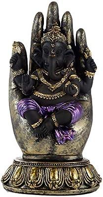 Ganesh in One Hand Figurine